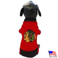 Chicago Blackhawks Premium Pet Jersey