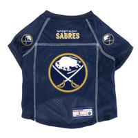 Buffalo Sabres Pet Jersey - lep134-sab-1