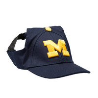 Michigan Wolverines Pet Baseball Hat