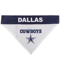 Dallas Cowboys Pet Reversible Bandana