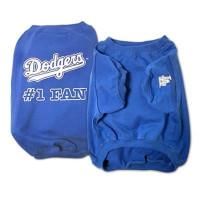 Los Angeles Dodgers #1 Fan Dog Tee