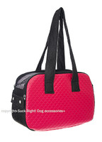 Breakfast and Tiffany Zipper Dog Carrier Bag
