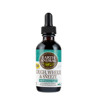 Earth Animal Cough, Wheeze & Sneeze Dog Supplement