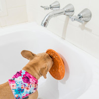 Hyper Pet Boredom Buster Lickmat Splash with suction cup