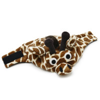 Giraffe Pet Dog Hat