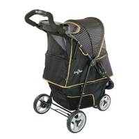 Gold Nugget Promenade Pet Dog Stroller - Pets up to 50 lbs