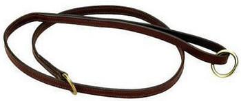 Dog Leash - Leather Slip Lead