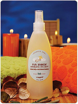 Fur Breeze Aromatic Spa Mist - Between Grooming Spray