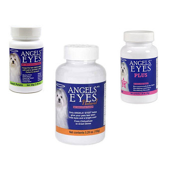 Angels Eyes - Eliminate Dog & Puppy Tear Stains!