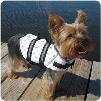 Dog Life Jacket - Louie