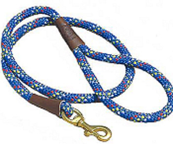 Dog Double Braid Small Snap Leash