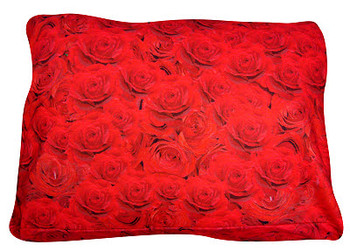 Dog Bed, Duvet or Throw - Rose