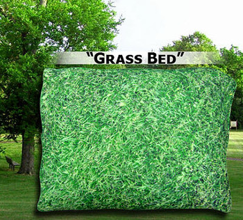 Dog Bed, Duvet or Throw - Grass