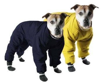 Dog Snowsuit - Reversible