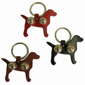 Bell door hanger - Labrador Retriever