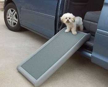 Half Ramp II Pet Dog Ramp