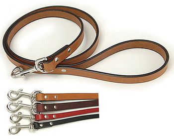 Town Leather Dog Leash