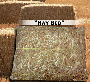 Dog Bed, Duvet or Throw - Hay