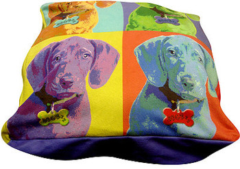 Dog Bed, Duvet or Throw - Your Pets Portrait