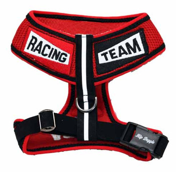 Racing Team Dog Harness Vest