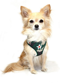 Dog Harness Vest - Camo Mesh Star