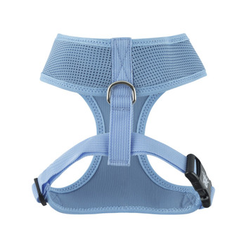 Mesh Dog Harness Vests - Sky Blue Ultra Comfort