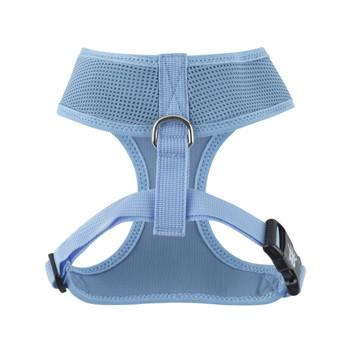 Mesh Dog Harness Vests - Sky Blue Ultra Comfort