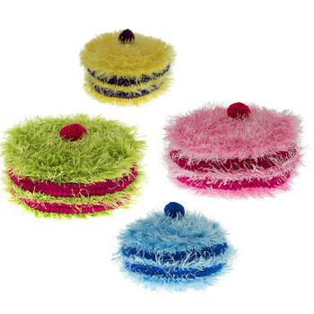 Dog Toy - Cake, Squeaks