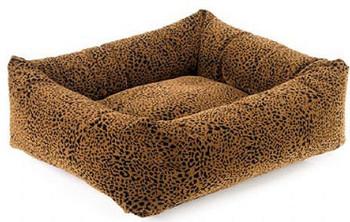 Microvelvet Dutchie Bed - Urban Animal