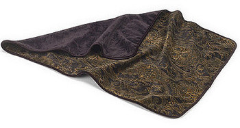 Dog Reversible Throw Blankets - Windsor