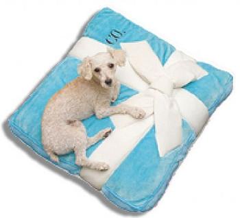 Plush Sniffany & Co. Dog Bed