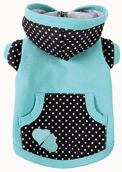 Ricky Dog Hoodie by Ruff Ruff Couture