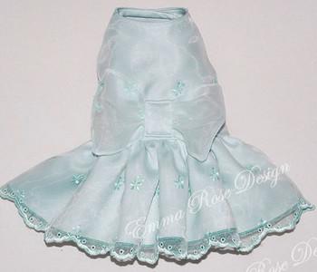 Sea Glass Dog Dress