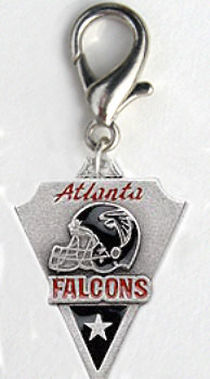 Atlanta Falcons NFL Team Dog Charms