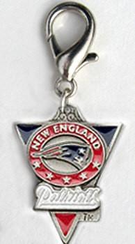 New England Patriots NFL Team Dog Charms