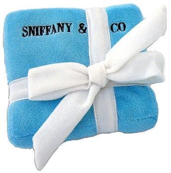 Sniffany & Co. Plush Dog Toy
