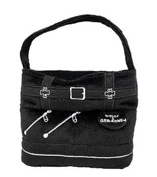 Dolce Grrbone-a Bag Plush Dog Toy