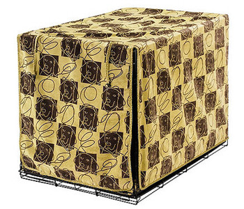 Dog Days Luxury Dog Crate Cover