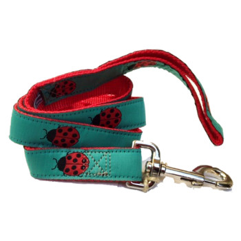Ladybug Collection Dog Leash