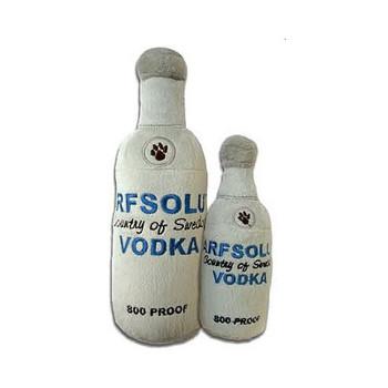 Arfsolut Vodka Plush Dog Toy
