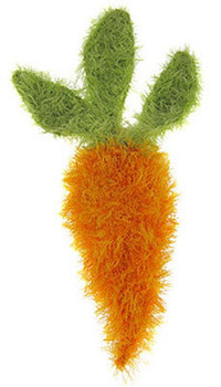 Dog Toy - Carrot Squeaky Toy
