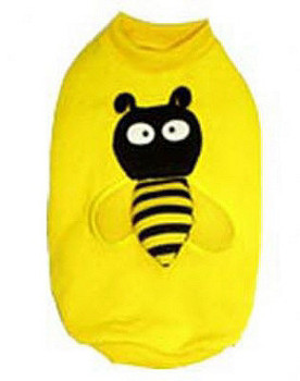 Bumble Bee Dog T-Shirt