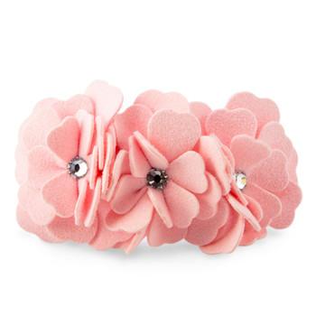 Puppy Pink Tinkies Garden Collar