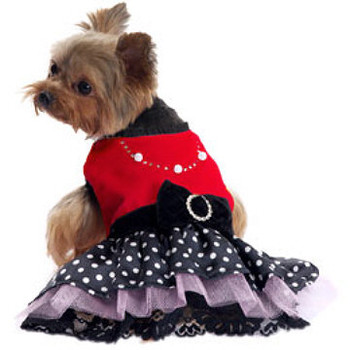 Sofia Dog Party Dress