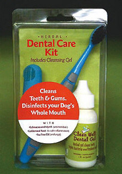 Herbal Dog Dental Care Kit