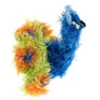 Dog Toy - Peacock Squeaky Toy