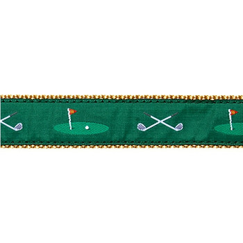 Dog Collar - 18th Hole - 3/4 & 1 1/4