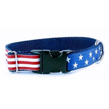 Flag Dog Collars - Essential Collection