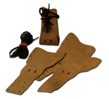Australian Style Suede Dog Boots