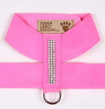 Giltmore 4 Row Crystal Dog Tinkie Harnesses